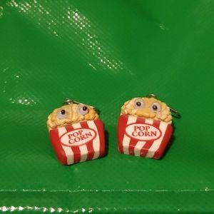 (3 for $10) Popcorn Earrings